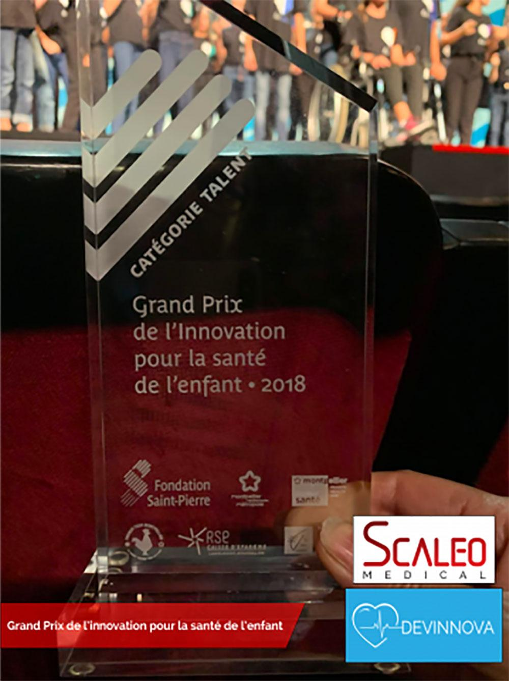 Prix Innovation optimisé